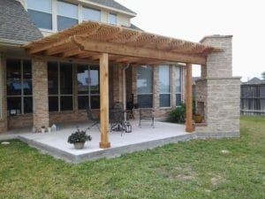 Shade Structure Contractor Austin TX