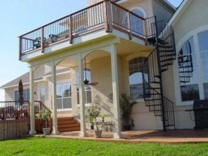 Balcony Deck Contractor Austin TX